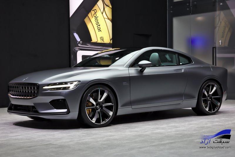 سیاست جدید ولوو تولید خودروهای پاک به جای پرداخت جریمه تقلب آلایندگی