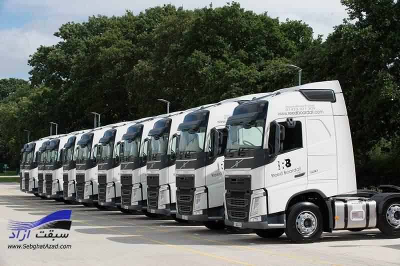 دستور رئیس جمهوری برای ترخیص 2000 کامیون صادر شد