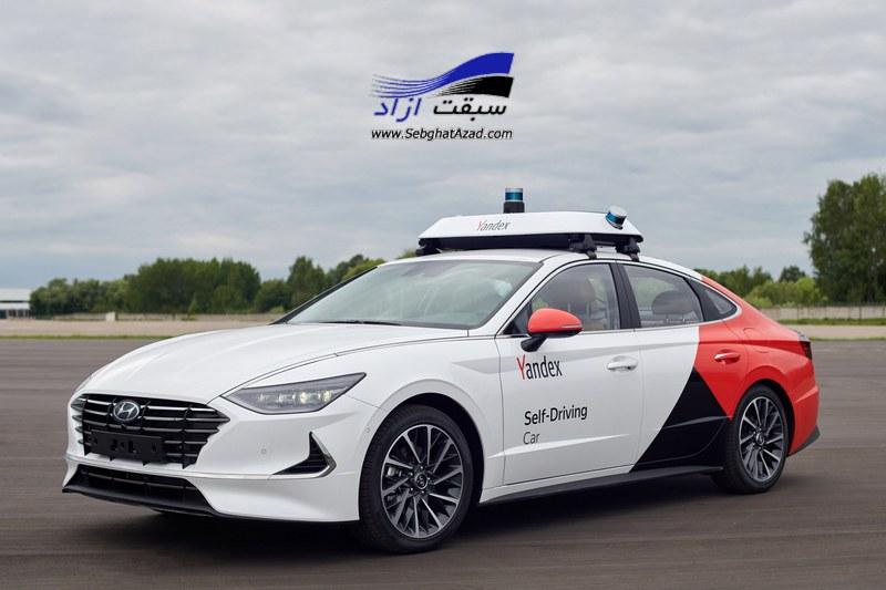 راهاندازی اولین تاکسی بدون راننده در روسیه تا ۴ سال آینده