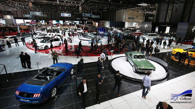 کرونا نمایشگاه خودرو ژنو را لغو کرد