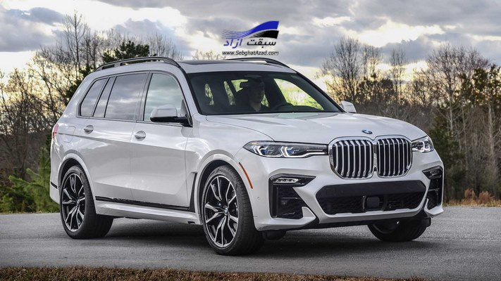 سری X خودروهای BMW هیدروژنی می شود