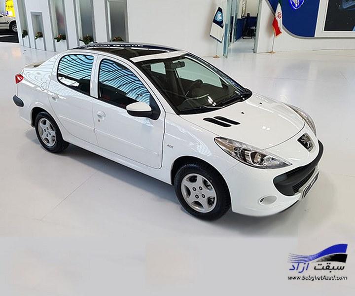 قیمت خودرو 207 اتوماتیک با سقف شیشه ای مشخص شد