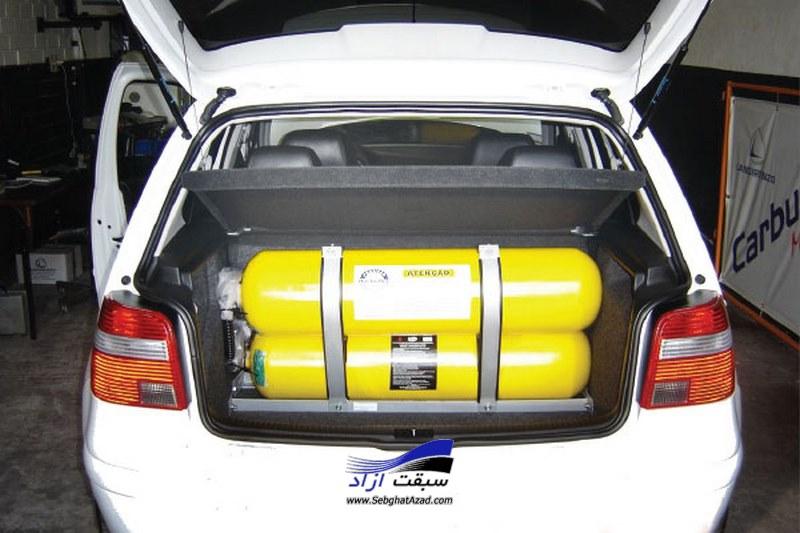 ممنوعیت سوختگیری خودروهایی که غیرقانونی گازسوز شدند
