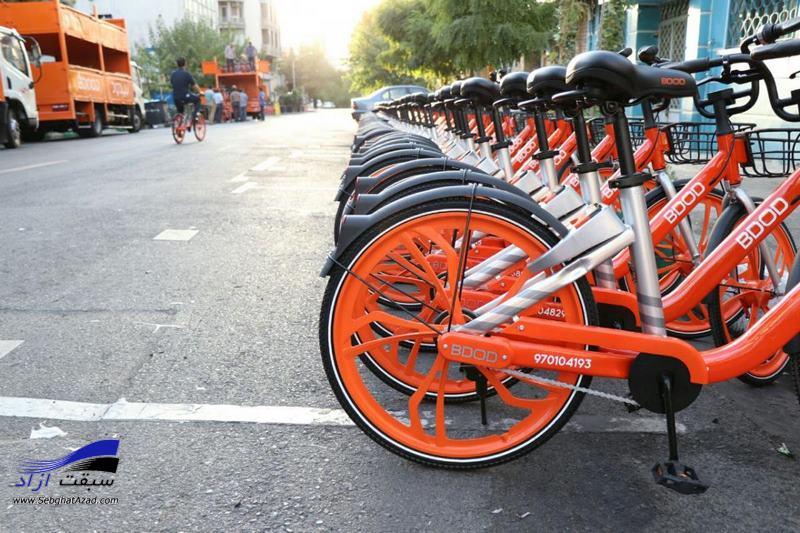 همزمان با روز جهانی بدون خودرو صورت ميگيرد برپايی همايش دوچرخه سوارى با همراهى شهردار تهران