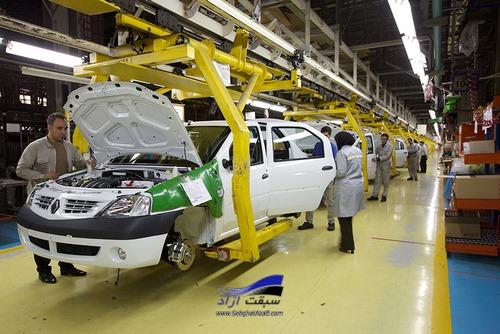 خودروی ال۹۰ ایرانی تولید می شود