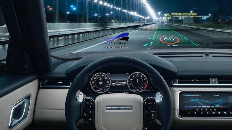 نمایش فیلمهای سهبعدی و استفاده از واقعیت مجازی در نسل بعدی نمایشگرهای داخل خودرو