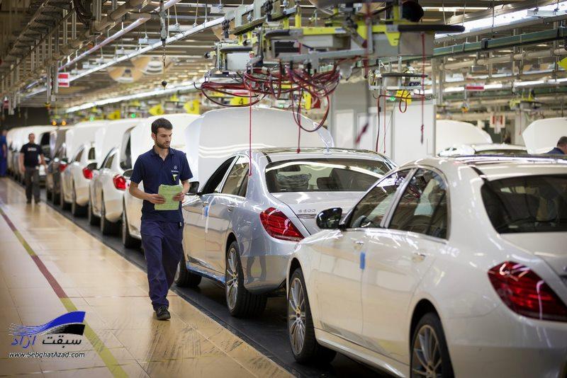 افت خرید صنعتی از آلمان قدرت اقتصادی اول اروپا با فقر تولید روبروست