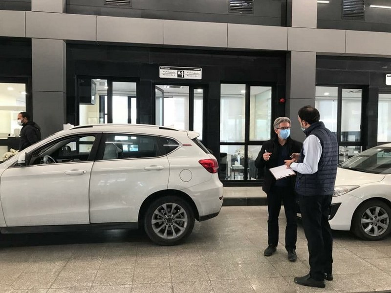 افزایش ظرفیت مرکز مدرن خدمات خودرویی گروه بهمن