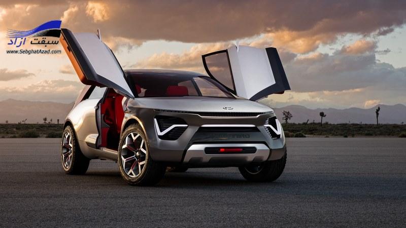 خودرو الکتریکی کیا سال 2021 از راه میرسد