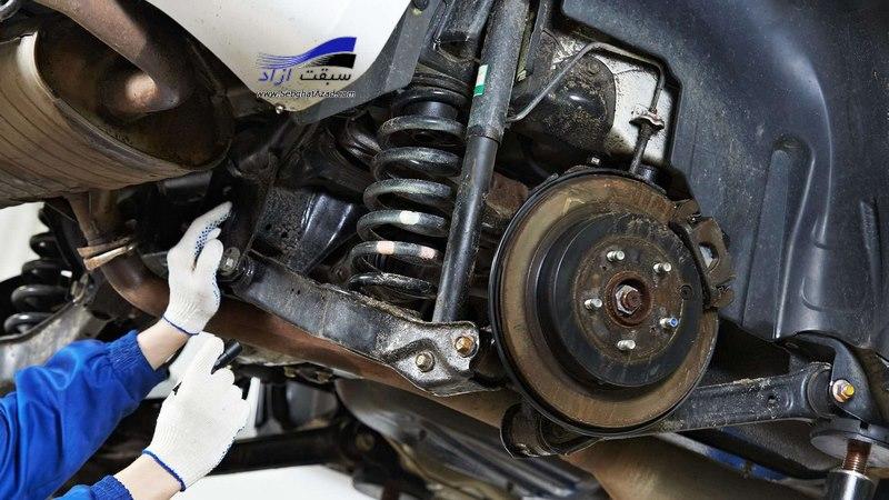 ۱۵ هشدار برای جلوگیری از خرابی جلوبندی خودرو