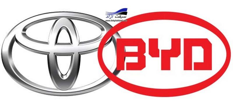 بزرگترین سازنده چینی خودروهای برقی با تویوتا همکاری میکند