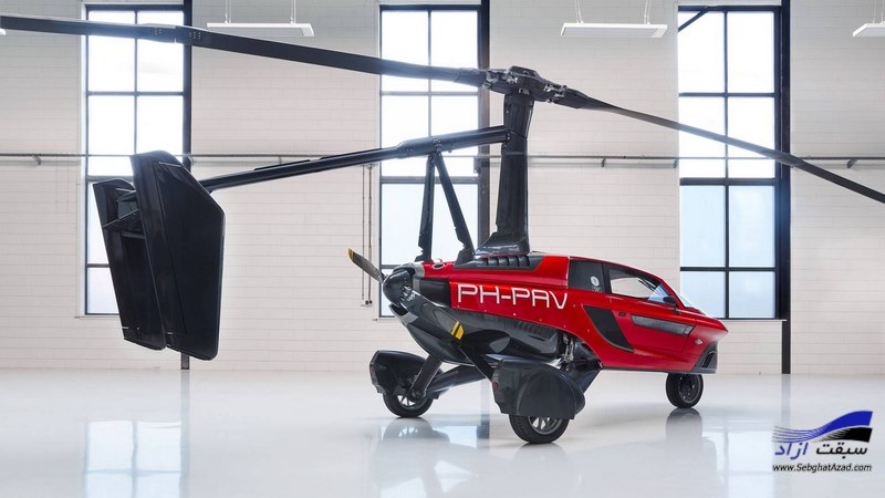 خودروی پرنده PAL-V