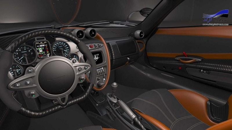 پاگانی هوایرا Imola مدل 2020