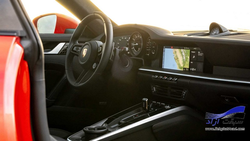 پورشه 911 توربو اس کوپه و کابریولت مدل 2021