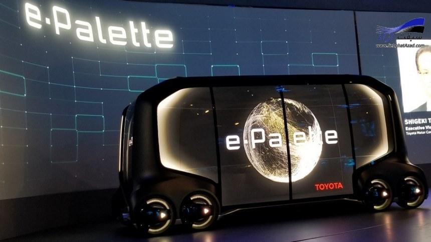ماشین های الکتریکی تویوتا از سال ۲۰۲۳ در شبکه تاکسیرانی استفاده خواهد شد