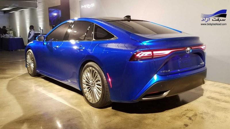 تویوتا میرای مدل 2021