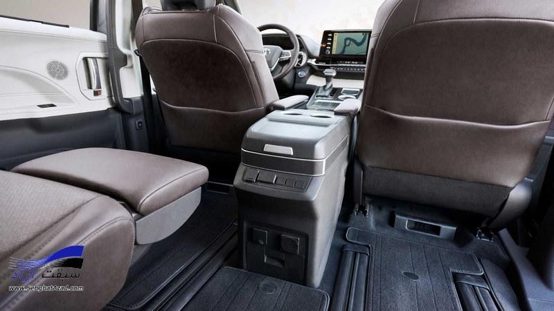 تویوتا سینا مدل 2021