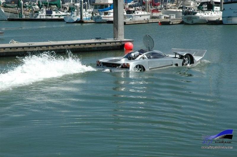 خودروی Sea Lion