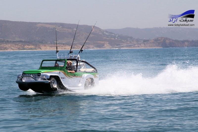 خودروی آبی- خاکی Panther