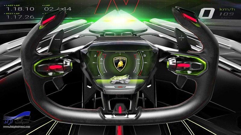 لامبورگینی V12 Vision GT