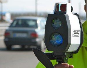 دوربین کنترل سرعت