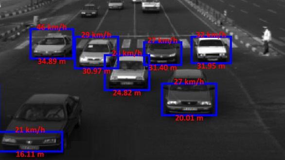 دوربينهای كنترل سرعت و نحوه عملكرد آنها