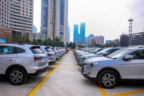 خودروسازی جک میزبان اعضای سازمان همکاری شانگهای