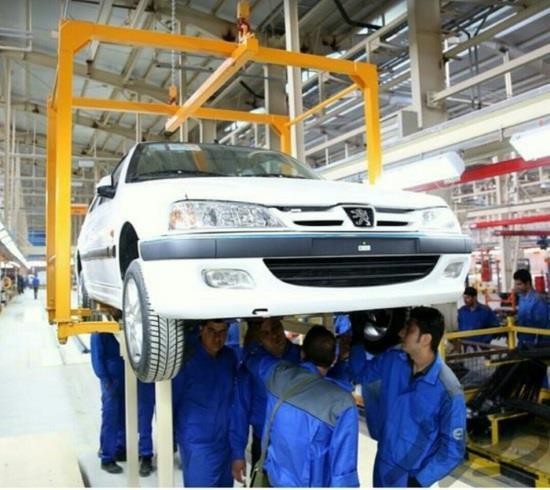 توقف خط تولید 8 خودرو به دلیل مصرف بالای سوخت