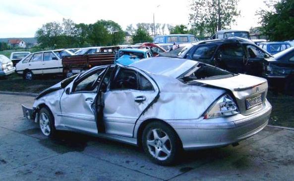 تشخیص خودروی تصادفی
