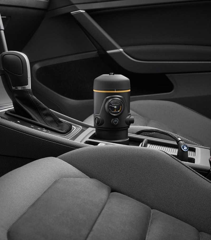 اطلاعیه شرکت ماموت خودرو در خصوص واردات قهوه ساز با ارز دولتی